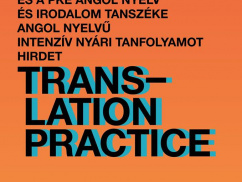 Summer Course: Translation Practice
