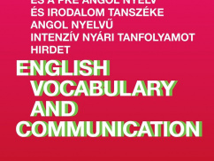 Summer Course: Vocabulary and Communication